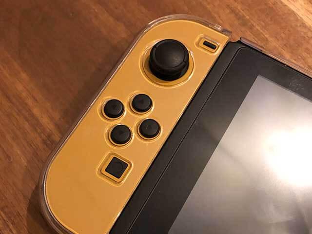 Nintendo Switch Schutzhülle für die Joy-Con